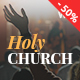 Holy Church | Religion & Nonprofit Theme - ThemeForest Item for Sale