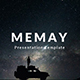 Memay Minimal Keynote Template - GraphicRiver Item for Sale