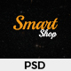 Smart Shop- Ecomerce PSD Template