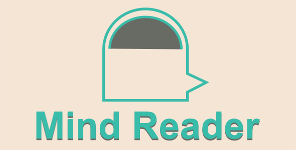 Mind Reader - Html5 Mobile Game - android & ios (Construct 2)