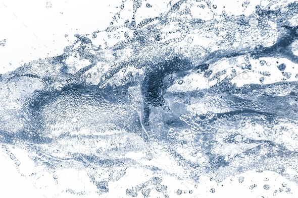 water splash - Stock Photo - Images