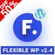 Multi-Purpose Flexible WordPress Theme | Flexi WP Nulled