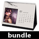 3 in 1 Creative Desk Calendar 2018 Bundle 08