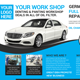 Car Business Brochure - GraphicRiver Item for Sale