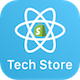 TechStore - React Native eCommerce Mobile App for Shopify