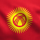 Kyrgyzstan Flag - GraphicRiver Item for Sale