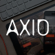 Axio - Coming Soon Template