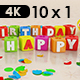 Happy Birthday Pack - VideoHive Item for Sale