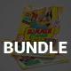 Kids Summer Camp Flyer Bundle - GraphicRiver Item for Sale