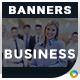 Business  HTML5 Banners - 7 Sizes - Elite-CC-112 - CodeCanyon Item for Sale