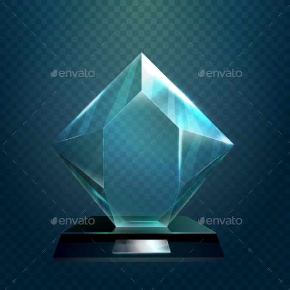 GraphicRiver Victory Trophy or Winner Prize 20325175