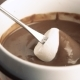 Fondue  Marshmallow Being Dipped in Chocolate - VideoHive Item for Sale