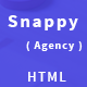 Snappy - Creative Agency HTML Template