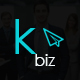 K Biz Keynote Template