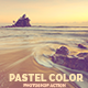 Pastel Color - Photoshop Action