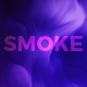 Purple Smoke Background - VideoHive Item for Sale