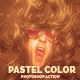 Pastel Color - Photoshop Action Version 02 - GraphicRiver Item for Sale
