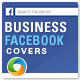 Business Facebook Covers - 5 Color Variations