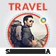 Travel Social Media Pack