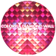 Colorful Diamond Wall