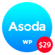 Asoda - A Multipurpose WordPress Theme - ThemeForest Item for Sale