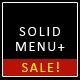 SolidMenu+ | Responsive Mega Menus + Web Elements Bundle - CodeCanyon Item for Sale