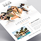 Fashion Event Flyer - Template