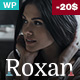 Roxan | Blog & Magazine WordPress Theme Nulled