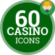 Casino - Game Icons - VideoHive Item for Sale