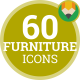 Furniture Interior Design Home Icon Pack - VideoHive Item for Sale