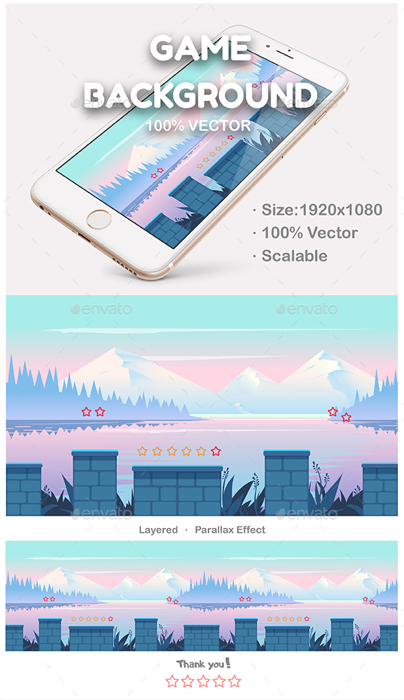GraphicRiver Cartoon Seamless Background 20327937