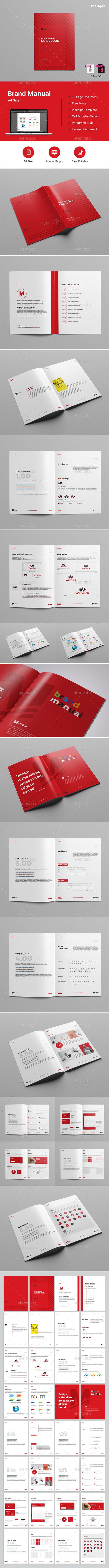 GraphicRiver Brand Manual 20327993