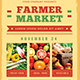Farmer Market Flyer