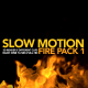Fire Slow Motion Pack 1 - VideoHive Item for Sale