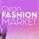 Clean Fashion Market