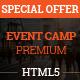 Event Camp - Premium Event Conference HTML