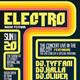 Electro Flyer/Poster Vol.5