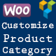 Customize Product Category For Visual Composer