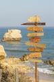 Beach sign for summer fun outdoor activities - PhotoDune Item for Sale