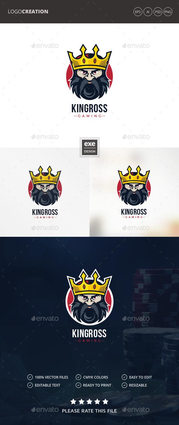 GraphicRiver King Logo 20330077