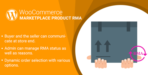 WordPress WooCommerce Marketplace Product RMA Plugin - CodeCanyon Item for Sale