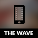 The Wave | Sidebar Navigation for Mobile & Tablets