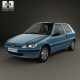 Peugeot 106 Electric 3-door 1993