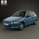 Peugeot 106 Electric 3-door 1993