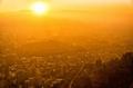 Santiago de Chile Sunset - PhotoDune Item for Sale