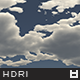 High Resolution Sky HDRi Map 098