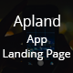Apland - App Landing Muse Template - ThemeForest Item for Sale