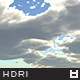 High Resolution Sky HDRi Map 099