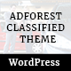 AdForest - Classified WordPress Theme Nulled