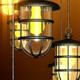 Old Style Lantern Background